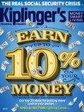 Kiplinger's Personal Finance Magazine Cover