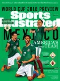 Sports Illustrated Magazine cover