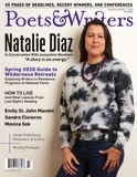 Poets and Writers Magazine cover